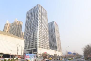 万达广场(商住楼)