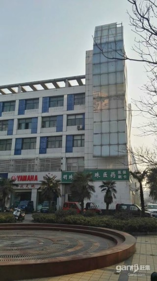 (任城区)锦都商务楼1室1厅1卫60m²