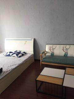 (任城区)太白国际(商住楼)1室1厅1卫48.23m²