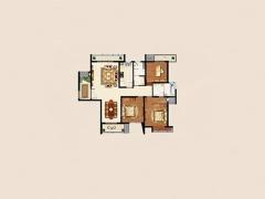 (高新区)公园壹号3室2厅2卫