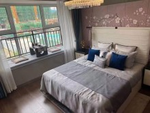 (高新区)城投保利·和光屿湖3室2厅1卫91万115m²出售