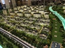 (太白湖新区)城投绿城·湖畔雲庐3室2厅2卫142万120m²出售