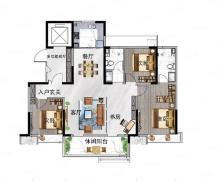 (任城区)济宁尚龙原著3室2厅2卫133万129.6m²出售